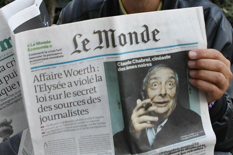 Contul de Twitter al cotidianului Le Monde a fost atacat de hackerii din Armata electronica siriana
