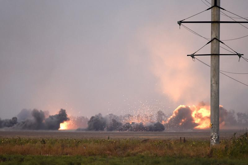 UE avertizeaza Rusia, dupa atacul insurgentilor din Mariupol