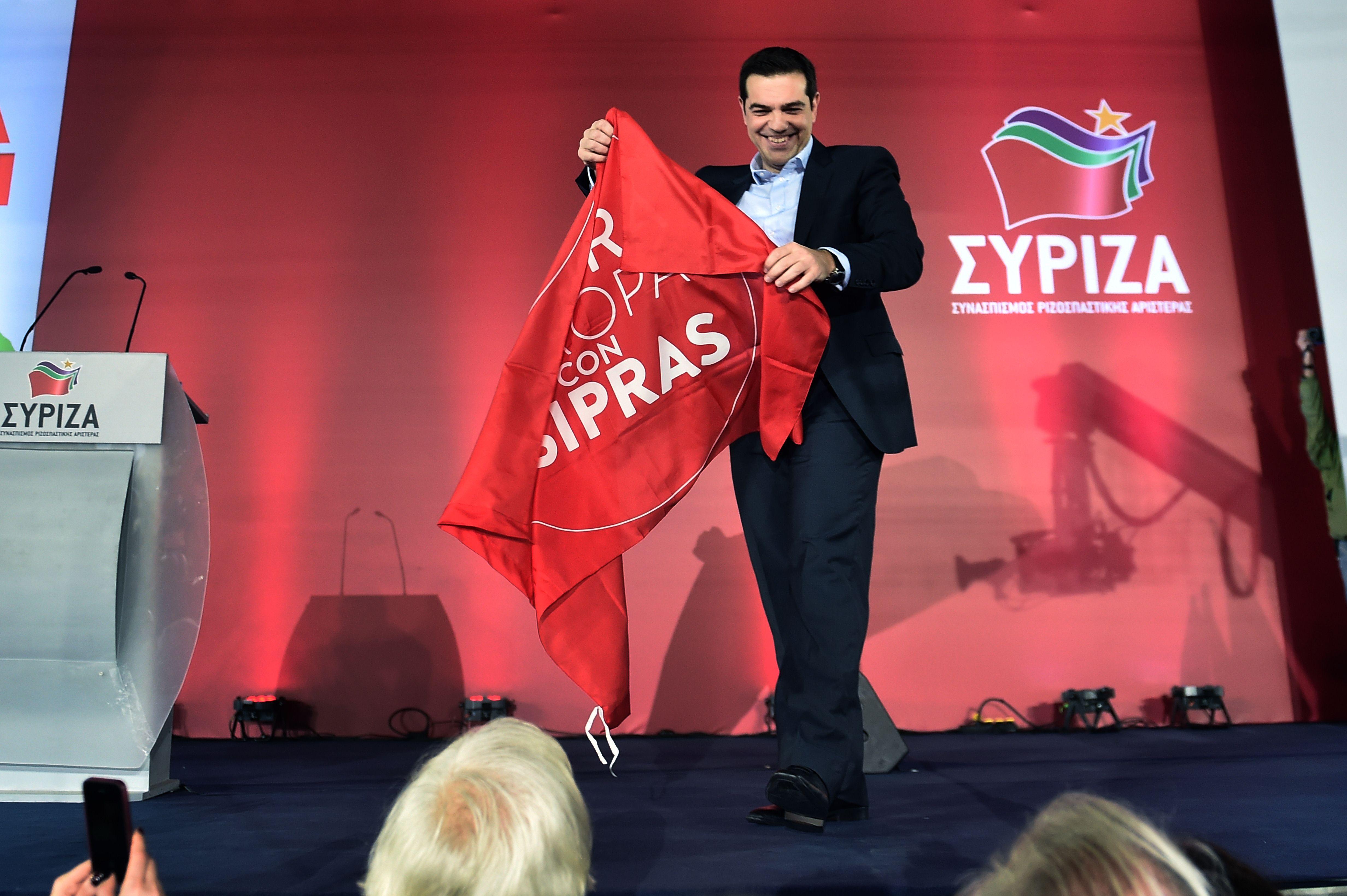 Grecia si-a ales un t�nar premier de la care vrea SPERANŢĂ. Europa a ramas cu ACESTE �NTREBĂRI