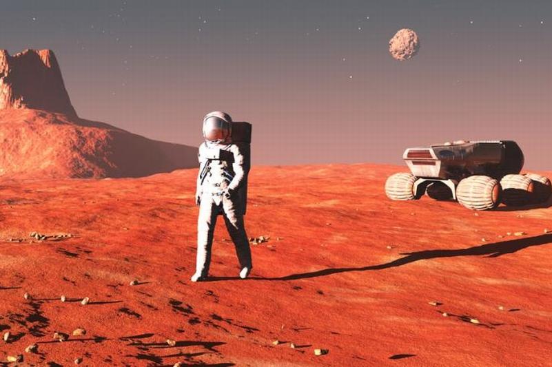 O româncă este pe lista candidaţilor selecţionaţi pentru o misiune pe Marte