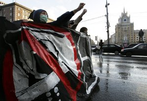 Mitingul opoziţiei de la Moscova va fi înlocuit duminică de un marş funerar