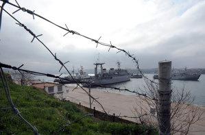 Kievul se teme că Rusia ar putea ataca Ucraina de pe mare