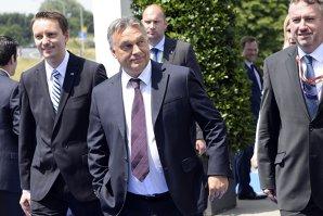 """Jean-Claude Juncker, glume cu Viktor Orban, la Riga: """"Salut, dictatorule! """""""