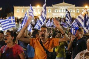 """Primii lideri europeni care salută victoria taberei Tsipras la referendumul din Grecia: """"A câştigat democraţia, respirăm bucurie"""""""