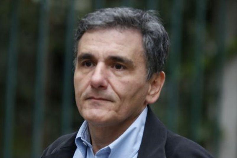 Prima declaraţie a lui Tsakalotos din postura de Ministru de finanţe al Greciei