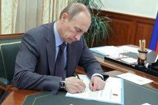 Vladimir Putin a semnat un decret prin care se stabileşte distrugerea alimentelor venite din Europa