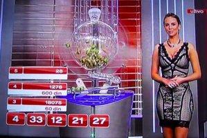Anchetă la loteria sârbă, după afişarea unui număr câştigător înainte să fie extras