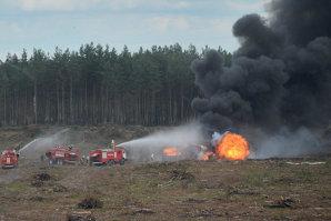 Un pilot rus a murit după ce s-a prăbuşit cu elicopterul în timpul Jocurilor militare internaţionale