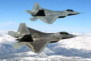 SUA au adus avioane de vânătoare F-22 Raptor în Germania