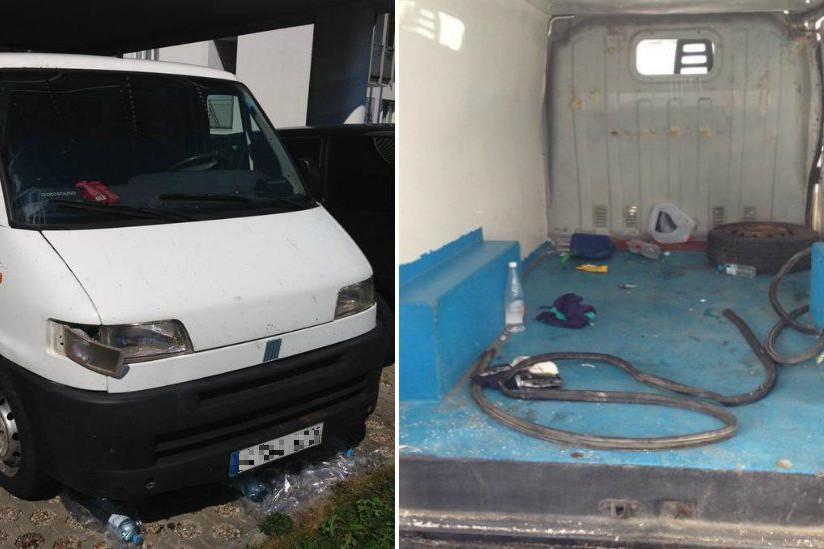 Cei trei copii sirieni salvaţi din camionul condus de un român în Austria au dispărut din spital
