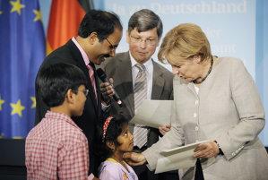 Merkel: Germania poate face faţă valului de refugiaţi fără a creşte taxele
