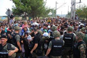 Principalele momente ale celei mai mari crize a refugiaţilor din Europa de la al II-lea Război Mondial