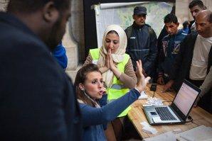 Primul tren cu imigranţi a ajuns în Germania