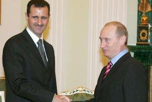 """Vladimir Putin face lobby pentru dictatorul sirian Bashar al-Assad:  """"este de acord cu organizarea unor alegeri anticipate parlamentare"""""""