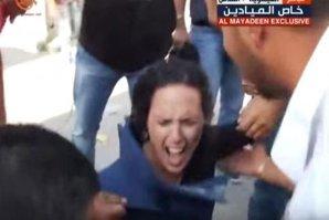Jurnalista unei televiziuni din Liban a fost lovită de o grenadă în Ierusalim. Ce decizie a luat şeful ei, imediat după incident