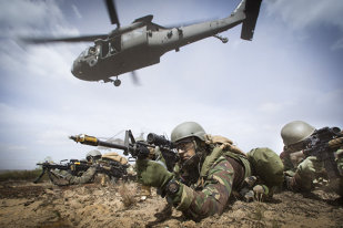 """MIŞCAREA DECISIVĂ a NATO împotriva Rusiei. Trupele se îndreaptă spre estul Europei. """"Am dat undă verde planului"""""""