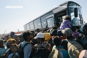 Turcia nu are încredere în UE, în problema migranţilor: ''Fondurile trebuie sporite''
