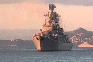Vladimir Putin a transferat crucişătorul Moskva lângă Latakia. Liderul de la Kremlin este pregătit pentru orice