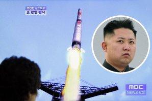 Eşec al unui test nord-coreean de rachetă balistică strategică de tip sol-mare