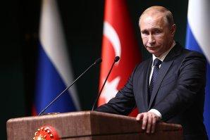 Putin ordonă sancţiuni împotriva Turciei