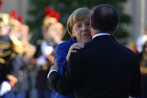 Promisiunea pe care Angela Merkel i-a făcut-o lui Francois Hollande, după atentatele de la Paris. Planul trebuie aprobat însă de Bundestag