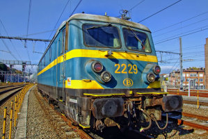 Traficul feroviar în Belgia, întrerupt temporar pe ruta Bruxelles-Lille