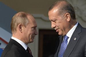 Anunţul Kremlinului cu privire la relaţia dintre Putin şi Erdogan