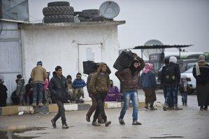 Mesajul lui Erdogan pentru zecile de mii de sirieni blocaţi la graniţa cu Turcia