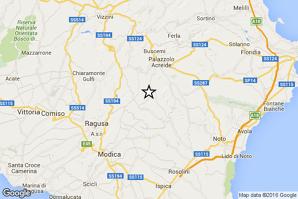 Cutremur de suprafaţă de 4,6 grade în Sicilia