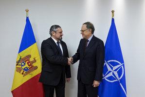 Mesajul NATO, pentru Republica Moldova
