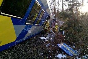 """Trenurile intrate în coliziune în Germania aparţineau unui grup francez. Conducerea, """"în stare de şoc"""", după accidentul soldat cu 8 morţi şi 150 de răniţi"""