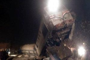 Cel puţin 70 de răniţi într-un accident feroviar produs în Egipt