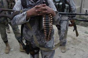 Masacru în Afganistan: un poliţist şi-a omorât patru colegi. Alţi şapte sunt în stare gravă