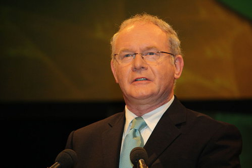 Vicepremierul nord-irlandez vrea referendum pentru independenţa faţă de Marea Britanie şi unirea cu Irlanda