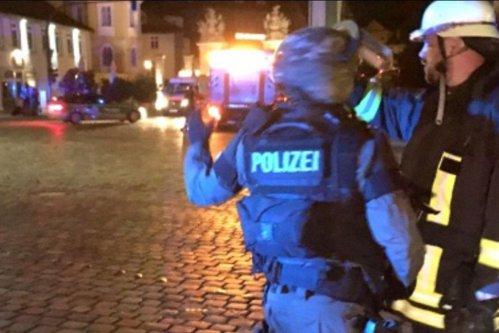 GERMANIA SUB TEROARE. Sirianul care s-a detonat într-un restaurant din Ansbach trebuia deportat în Bulgaria