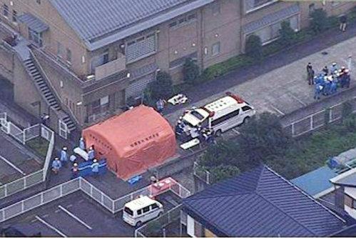 19 MORŢI şi 50 de răniţi, în cel mai grav atac din ultimii ani din Japonia. Autorul, un tânăr de 20 de ani înarmat cu un cuţit
