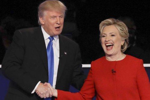 CLINTON-TRUMP, DEZBATEREA FINALĂ. Hillary a folosit ARGUMENTUL ROMÂNIA împotriva contracandidatului său