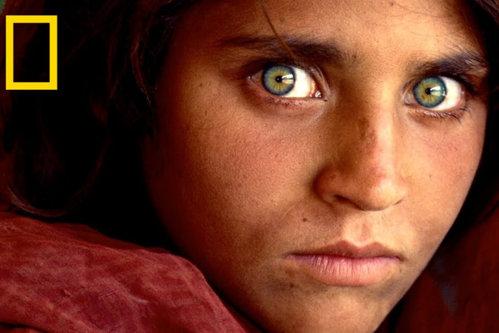 A uimit lumea cu ochii ei. Acum a fost arestată şi riscă 7 ani de închisoare
