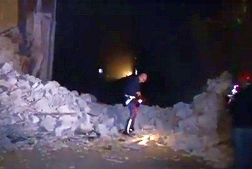 Un mort şi mai mulţi răniţi, în urma a două cutremure puternice în Italia, miercuri seară