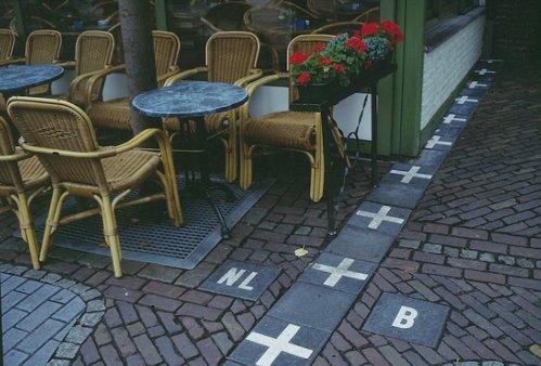 Moment istoric: se schimbă graniţa dintre Belgia şi Olanda