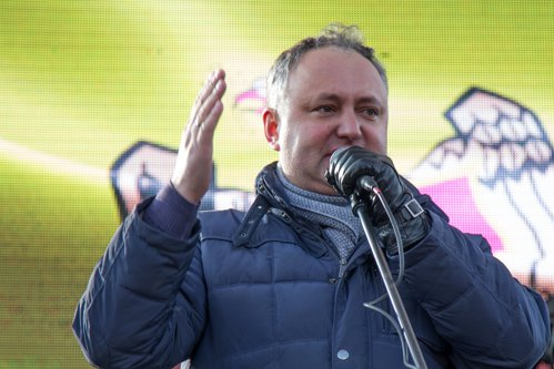 Republica Moldova a încheiat un procotol cu Rusia şi ar putea urma discuţiile cu UE: ''Nu exclud această posibilitate''