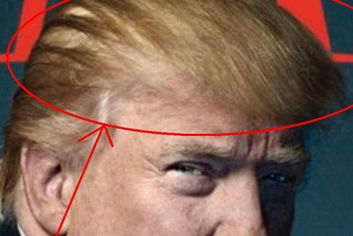 Detaliul pe care nimeni nu l-a observat în fotografia anului cu Trump