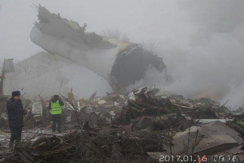 Un avion turcesc s-a prăbuşit în Kârgâzstan. Cel puţin 37 de morţi