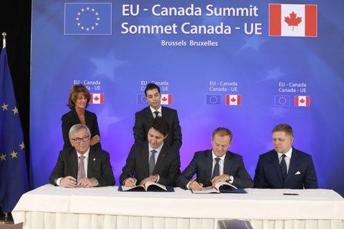 Parlamentul European a aprobat Acordul CETA între UE şi Canada. Ce se întâmplă cu vizele pentru români