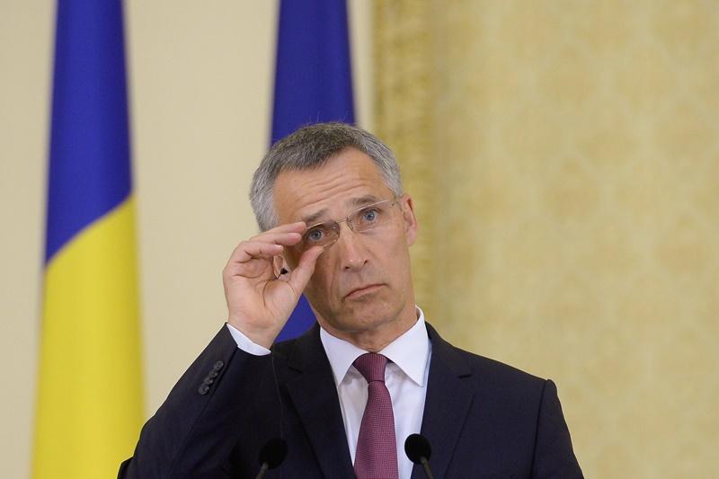 Secretarul general al NATO felicită România pentru ''eforturile'' de creştere a bugetului Apărării