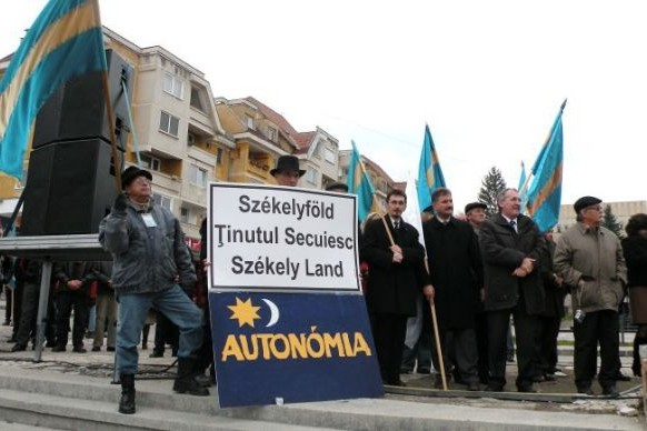 Vicepremierul maghiar: ''Autonomia rămâne un scop, de ea depinde supravieţuirea noastră''
