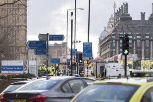Prima imagine cu teroristul de la Londra. Care era numele său adevărat