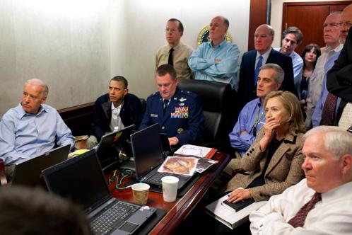 """Fostul director al CIA dezvăluie ce s-a întâmplat la Casa Albă atunci când a fost ucis Osama Bin Laden: """"Minutele au părut de-a dreptul ore. Dura la nesfârşit"""""""