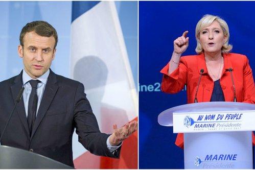 ALEGERI PREZIDENŢIALE ÎN FRANŢA. Macron şi Le Pen merg în turul II. Rezultate finale. UPDATE