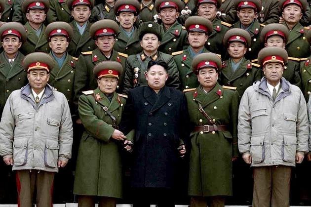 Coreea de Nord ameninţă cu distrugerea Coreei de Sud şi a Statelor Unite